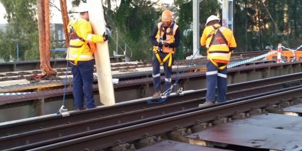 Sydney Trains Bridge Replacement Works
