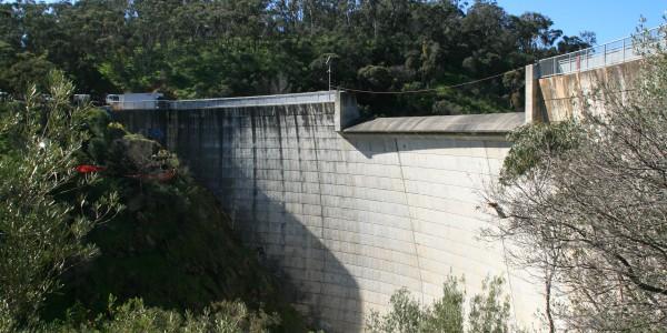 Sturt River Dam Geotechnical Core Sampling