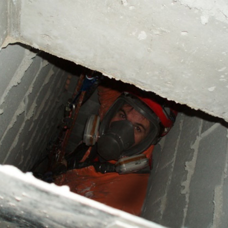 Standby Rescue - Confined Space - Industrial Rope Access - Rigging